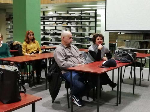 13.12.2019, Панчево, Градска библиотека 6